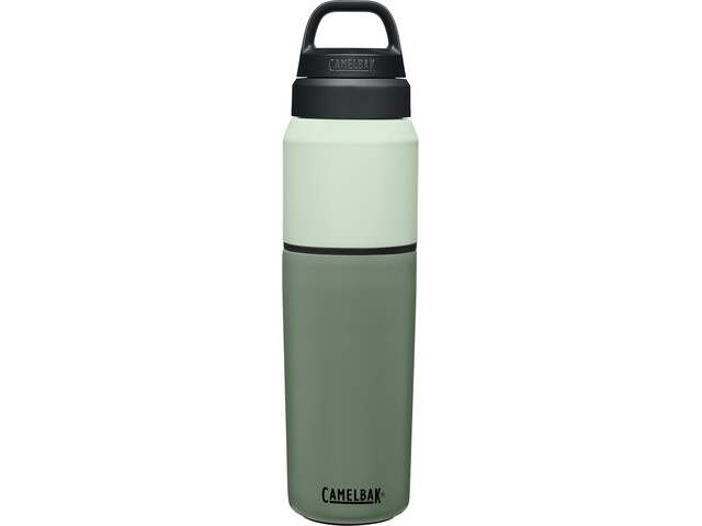CamelBak MultiBev Edelstahl Vakuumisolierte Flasche 650ml moss/mint